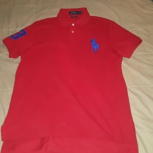 Polo by Ralph Lauren premium shirt Medium